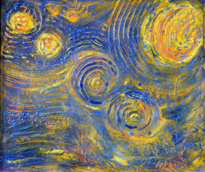 Starry Gogh Night